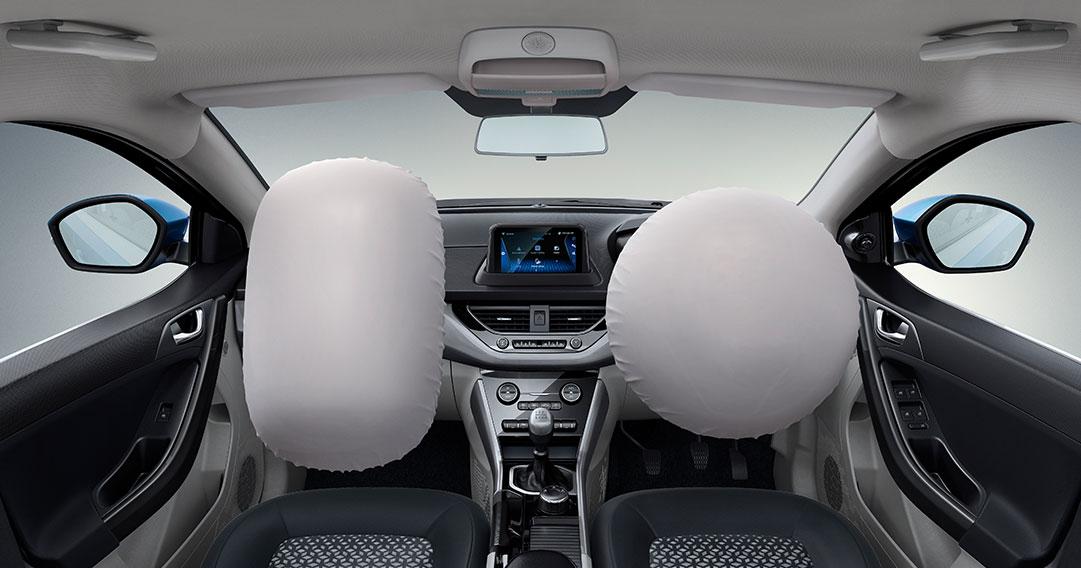 TATA Nexon Airbags Feature