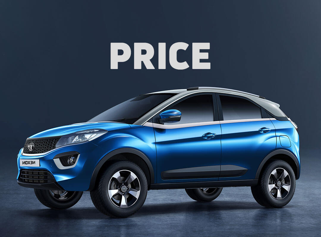 Tata Nexon Price Starts At 6 58 Lakhs To 11 Lakhs Ex Showroom